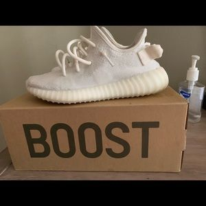 Yeezy Boost 350 Cream (All White)